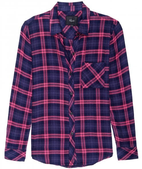 Rails Hunter Long Sleeve Plaid Shirt