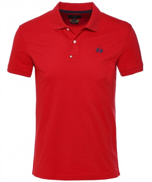 La Martina Slim Fit Upton Polo Shirt