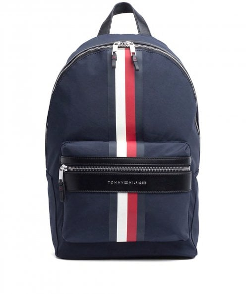 Tommy Hilfiger Signature Stripe Elevated Backpack