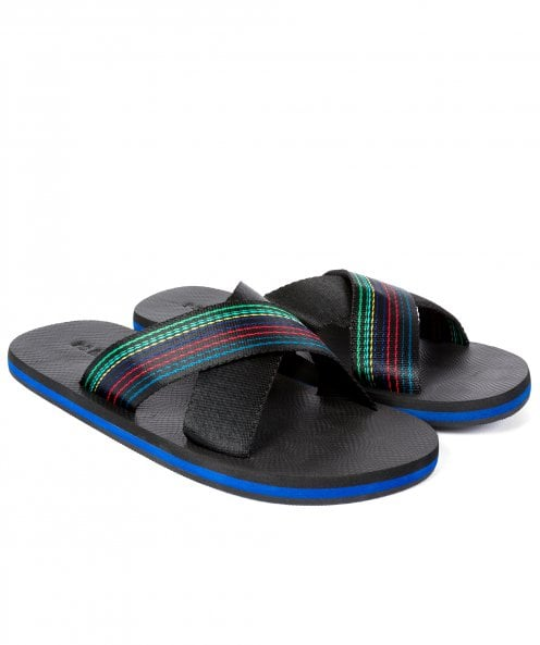PS by Paul Smith Sports Stripe Murphy Sandals