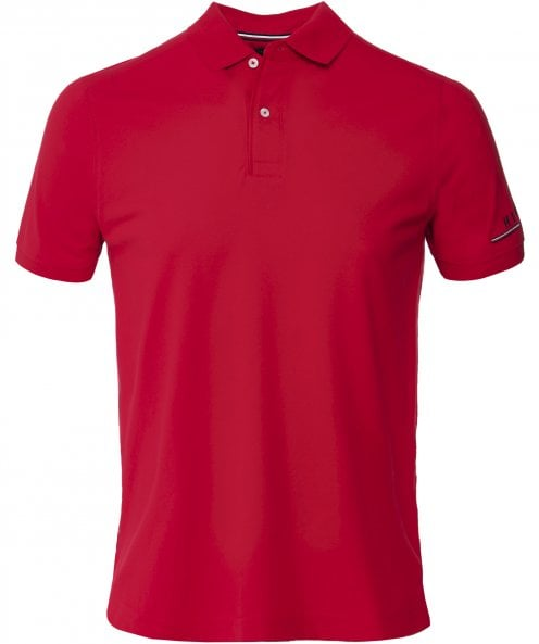 Tommy Hilfiger Regular Fit Logo Sleeve Polo Shirt
