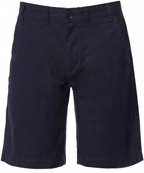 Barbour Regular Fit Twill Neuston Shorts