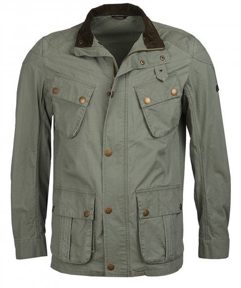 Barbour International Ripstop Cotton Tees Jacket