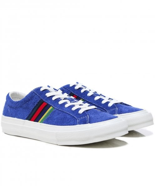 PS by Paul Smith Textured Suede Antilla Trainers