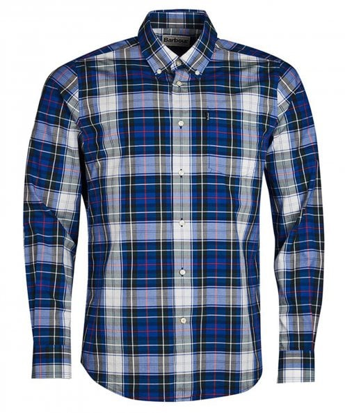 Barbour Check Highland Shirt
