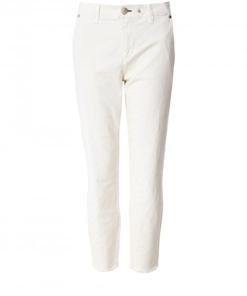 Rag and Bone Buckley Frayed Hem Chinos