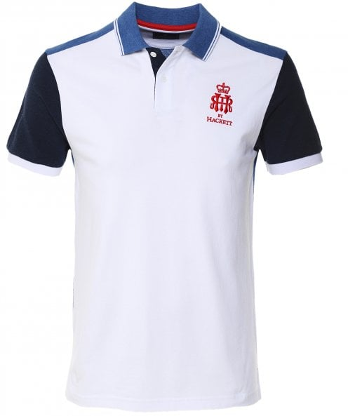 Hackett Cotton HRR Polo Shirt