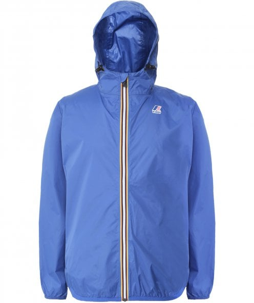 K-Way Water Resistant Le Vrai Claude 3.0 Jacket