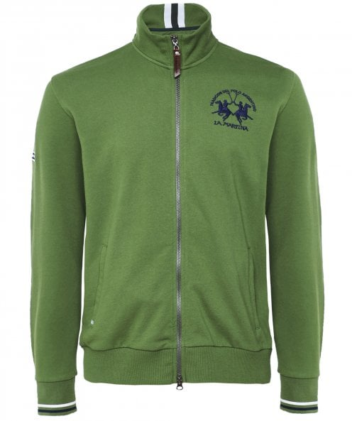 La Martina Tarcisio Zipped Fleece