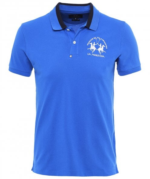 La Martina Slim Fit Enea Polo Shirt