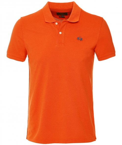 La Martina Slim Fit Rick Polo Shirt