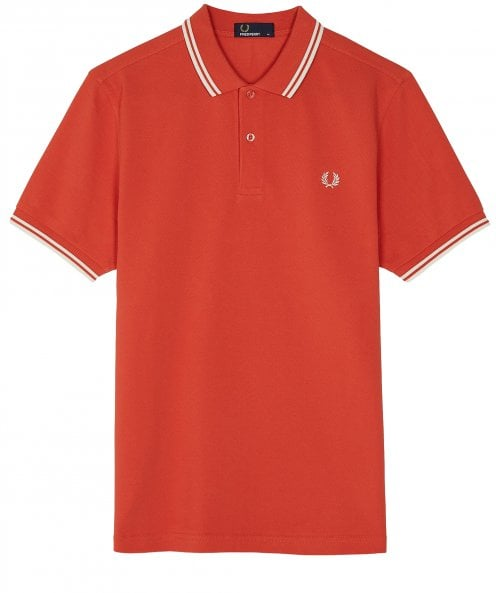 Fred Perry Twin Tipped Polo Shirt M3600 G93