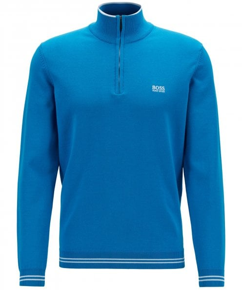 BOSS Half-Zip Zimex Jumper