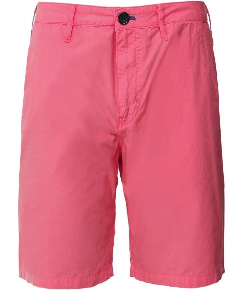 PS by Paul Smith Lightweight Washed Cotton Shorts