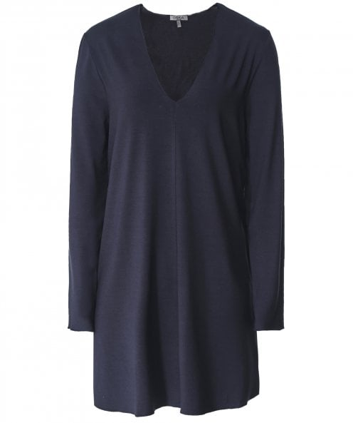 Oska Seria V-Neck Tunic Top