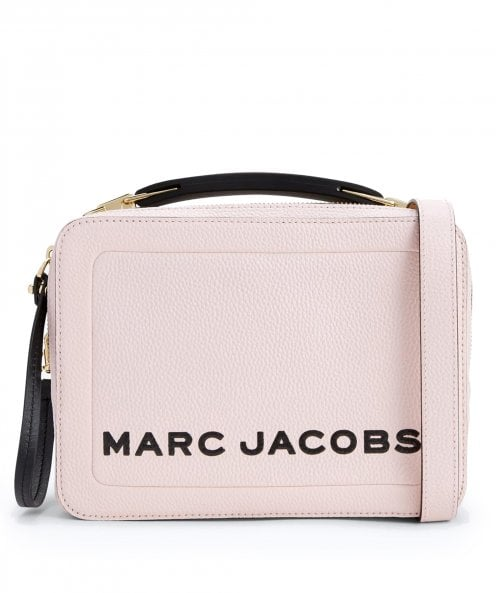 Marc Jacobs The Box 20 Pebbled Leather Bag