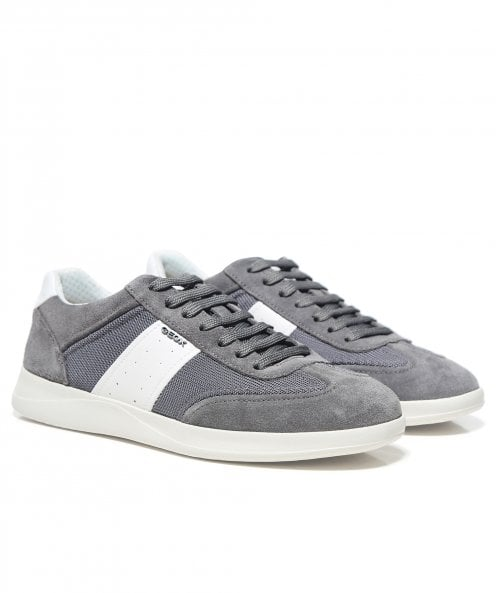 Geox Suede Kennet Trainers
