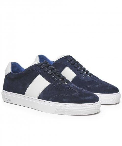 Oliver Sweeney Suede Newton Trainers