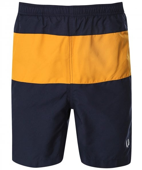 Fred Perry Panelled Swim Shorts S3501 608