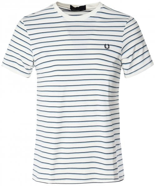 Fred Perry Fine Stripe T-Shirt M5573 129