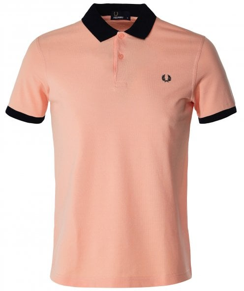 Fred Perry Colour Block Polo Shirt M5571 E63