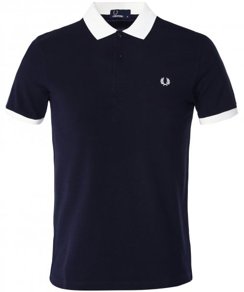 Fred Perry Colour Block Polo Shirt M5571 608