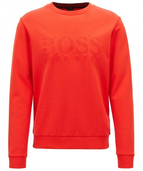 BOSS Slim Fit Salbo Sweatshirt