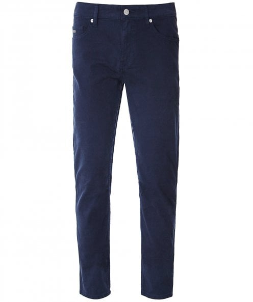 BOSS Slim Fit Textured Delaware BC-L-C Jeans