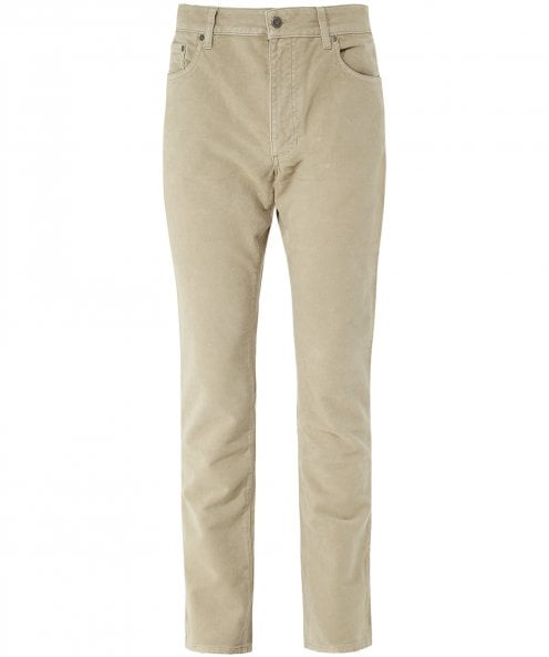 Hackett Relaxed Fit Moleskin Chinos