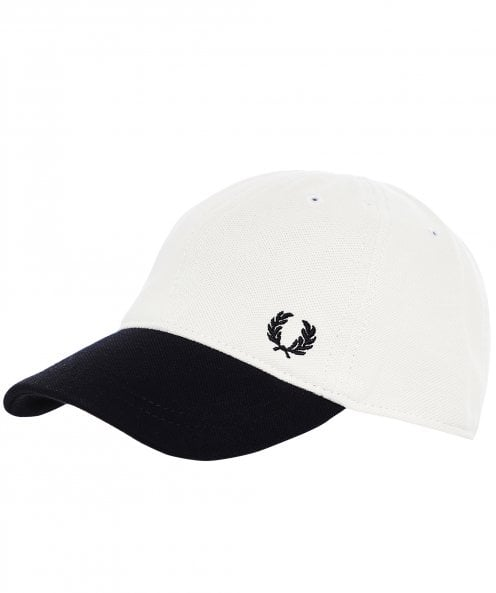 Fred Perry Blocked Pique Cap HW5632 H44