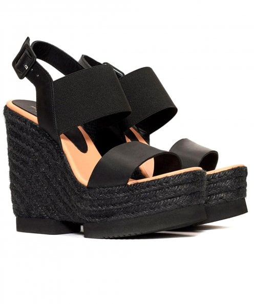 Paloma Barcelo Koemi Wedge Sandals