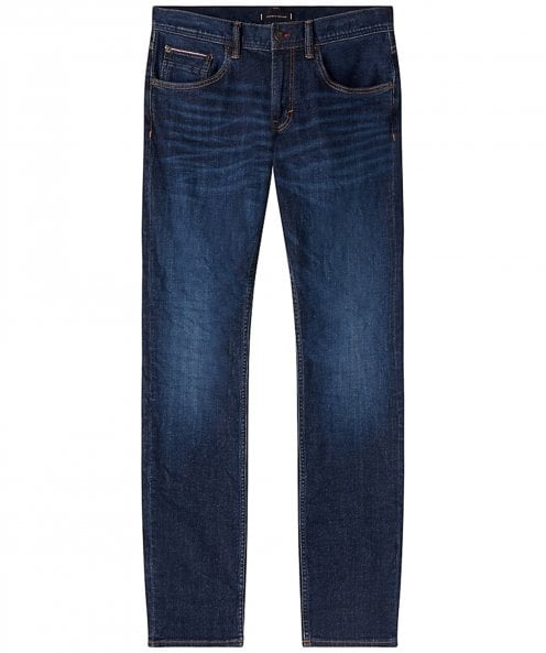 Tommy Hilfiger Straight Fit Denton Jeans