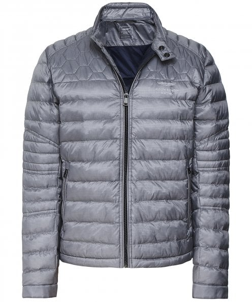 Hackett Water Repellent Quilted Jacket