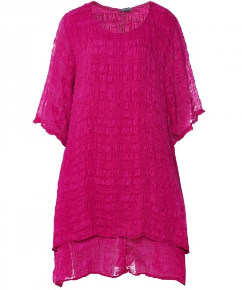 Grizas Silk Layered Tunic
