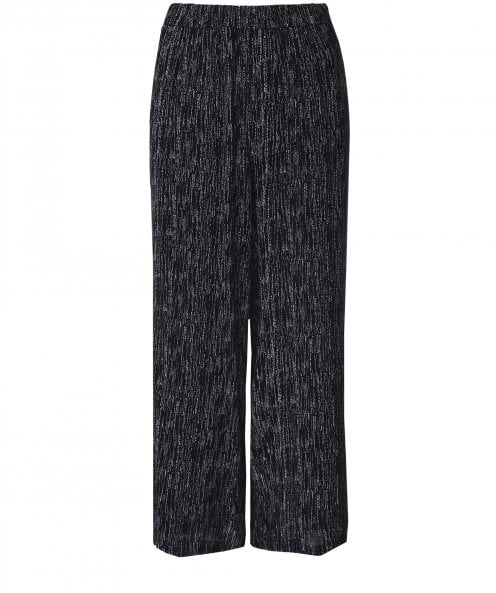 Charli Neve Flecked Wide Leg Trousers