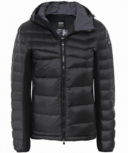 BOSS Water Repellent Down Quilted Jayone Jacket