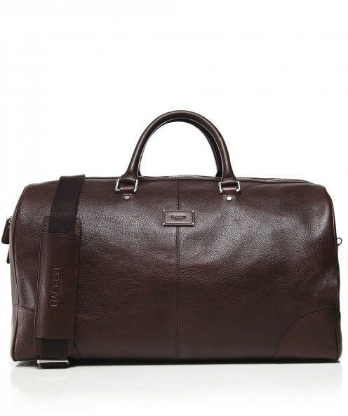 Hackett Leather Foxley Holdall