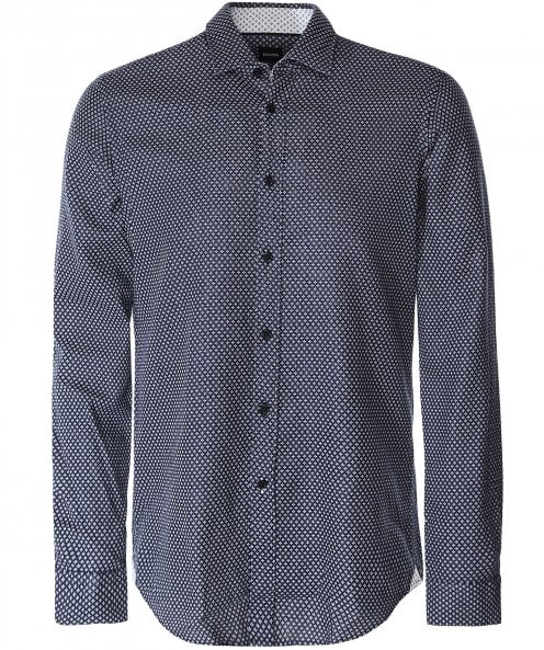 BOSS Regular Fit Lukas_53 Shirt