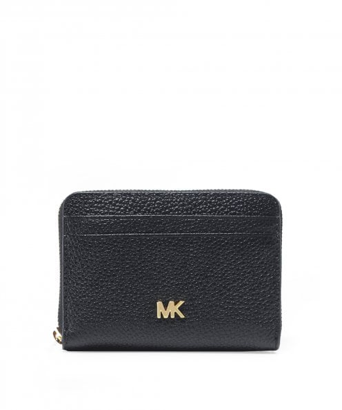 MICHAEL Michael Kors Small Pebbled Leather Wallet