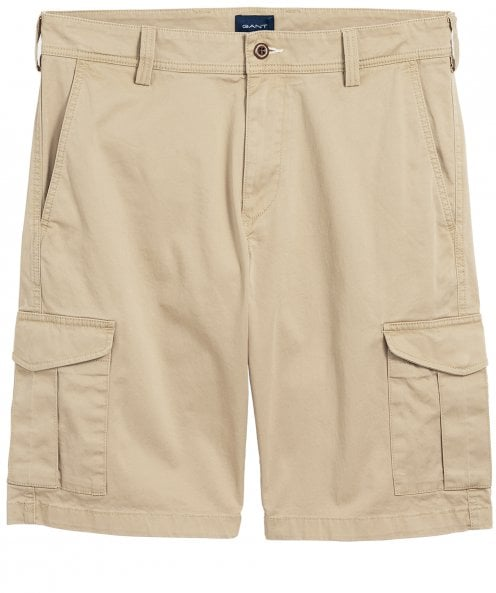 GANT Relaxed Twill Utility Shorts