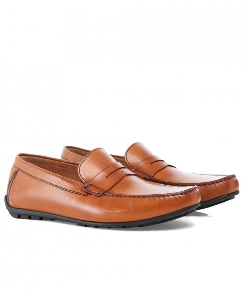Loake Leather Goodwood Loafers