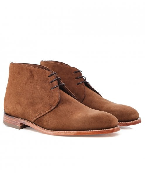 Loake Suede Boughton Chukka Boots