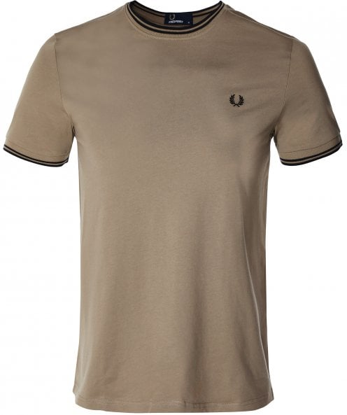 Fred Perry Twin Tipped T-Shirt M1588 H04