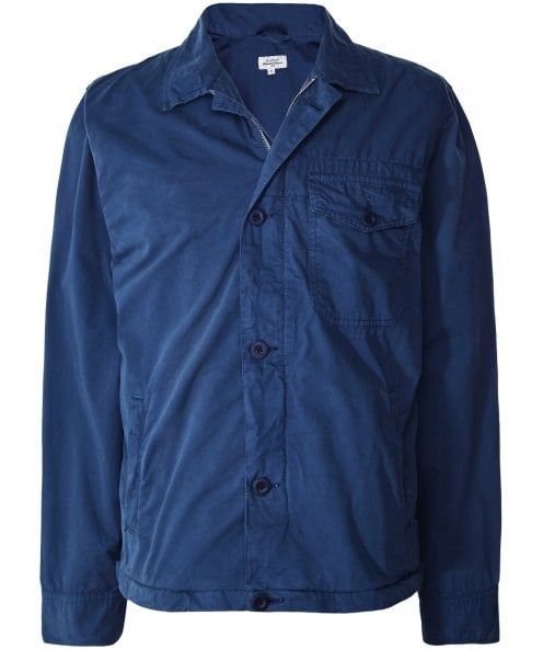 Hartford Washed Cotton Deck Jacket