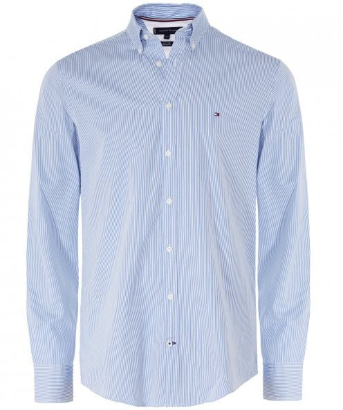 Tommy Hilfiger Regular Fit Classic Stripe Shirt