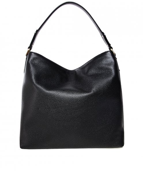 Michael Kors Evie Large Pebbled Leather Shoulder Bag