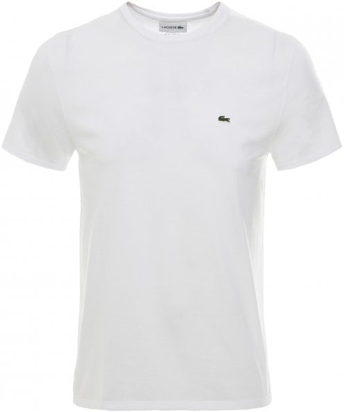 Lacoste Regular Fit Crew Neck T-Shirt