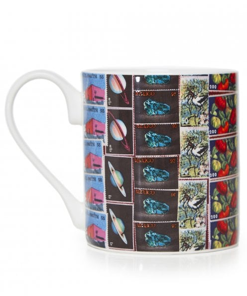 Paul Smith Bone China Patterned Mug