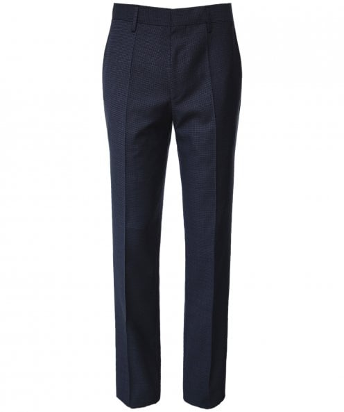 BOSS Slim Fit Virgin Wool Genius5 Trousers