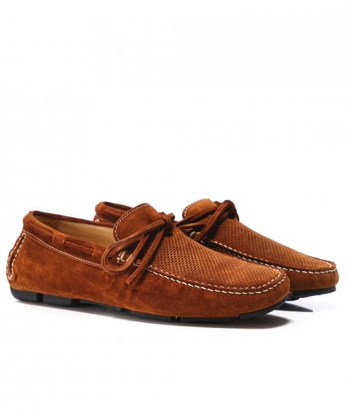 Joss Suede Savana Driving Shoes